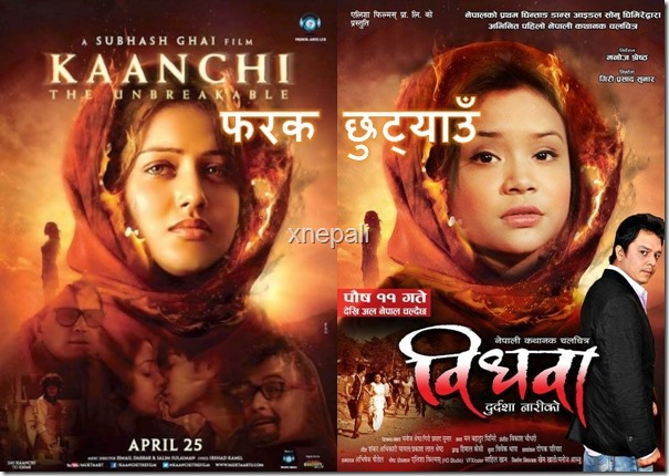 kaanchi and bidhuwa copy poster