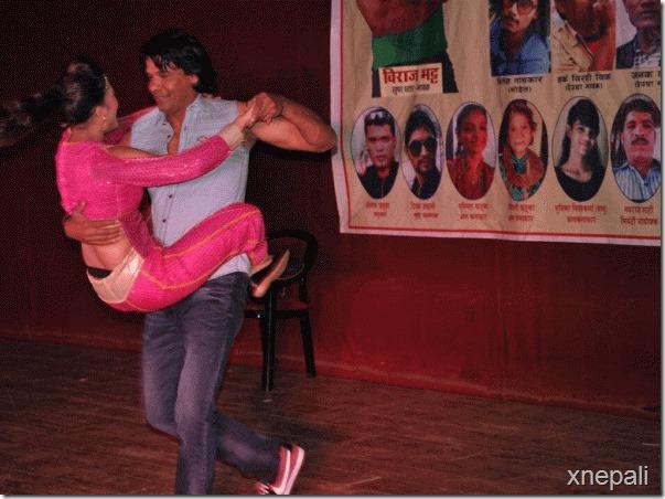 biraj bhatt and reema romance in mumbai