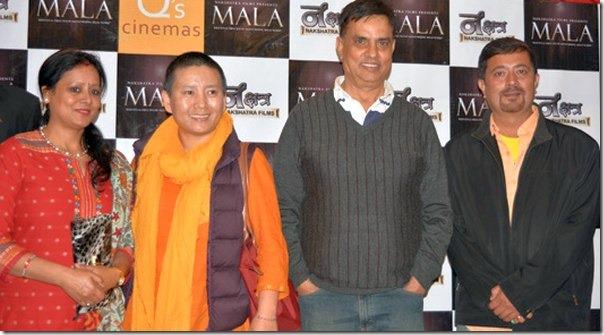 mala premier show haribansha and aani choing dolma