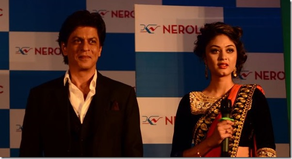 shah rukh khan in nerolac paints program