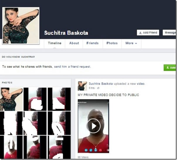 suchitra-fake-id-sex-video scandal