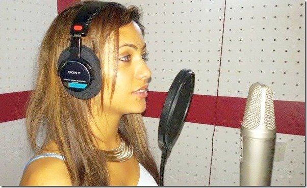 mahima silwal dubbing in no smoking