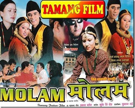 molam tamang film cover