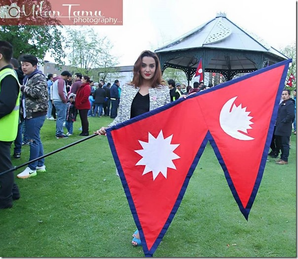 priyanka karki in uk fund raising (1)