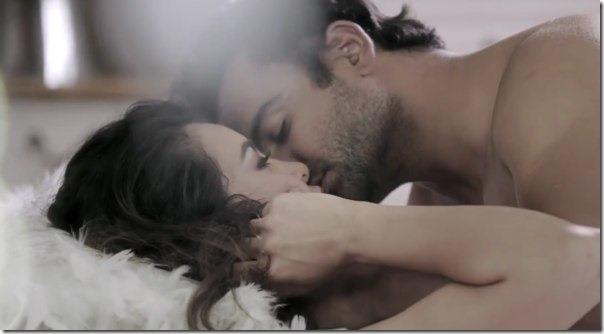 shristi shrestha in bollywood music video hot 2