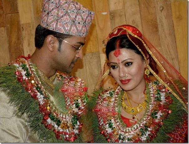 harshika shrestha marries