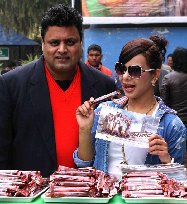 nirmal sharma and poojana pradhan