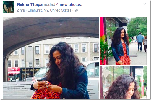 rekha thapa status update june 18