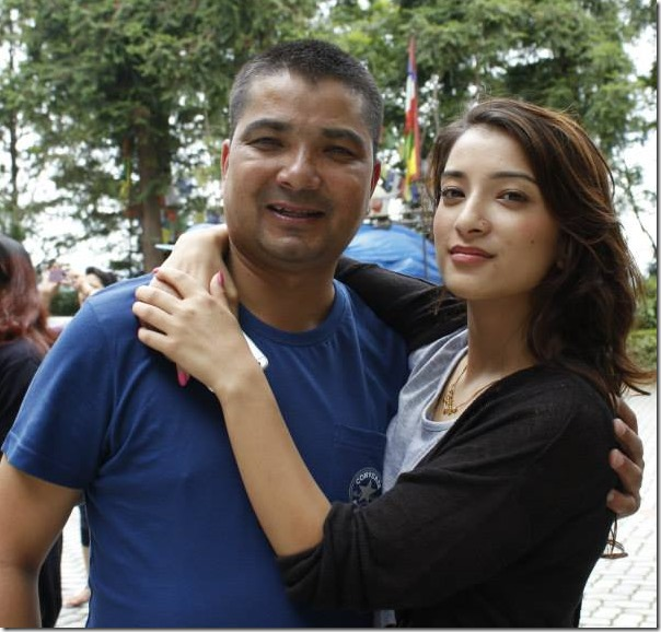 Jharana Thapa marriage anniversary2