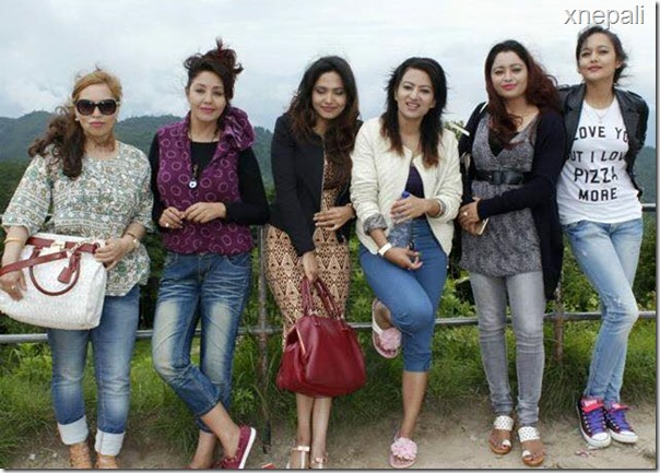 Jharana Thapa marriage anniversary30