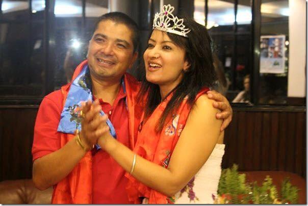 Jharana Thapa marriage anniversary41