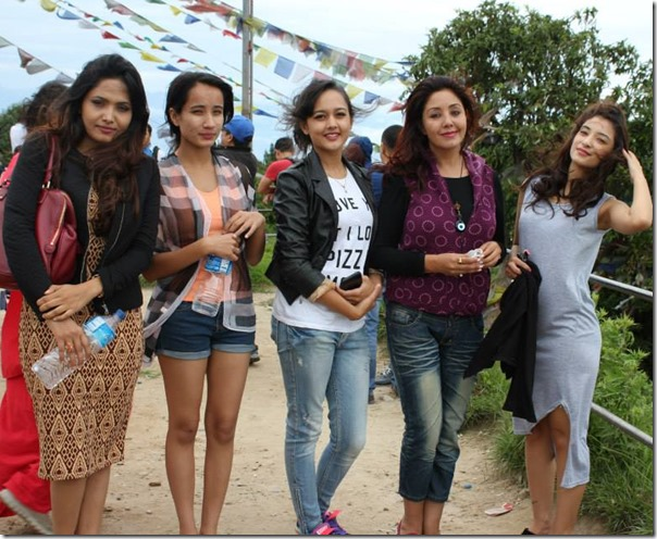 Jharana Thapa marriage anniversary5