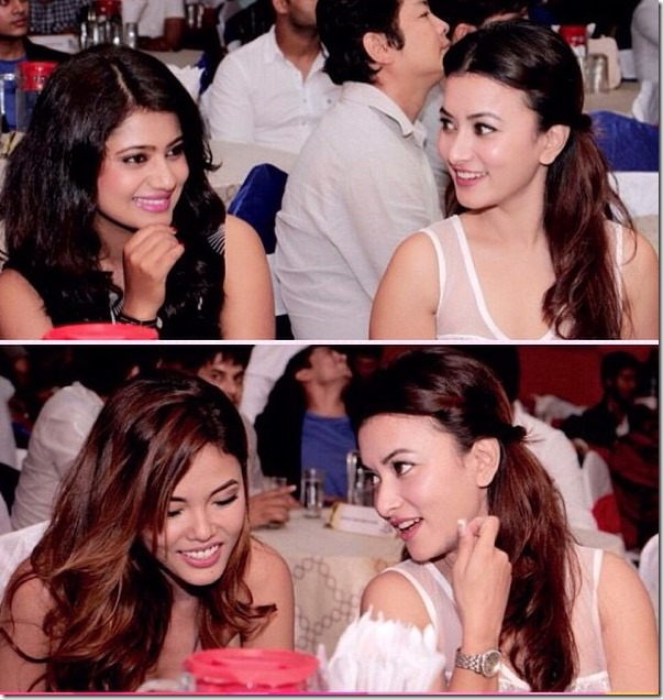 keki adhikari and Namrata shrestha