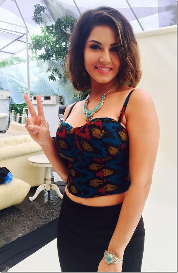 sunny leone message for nepal