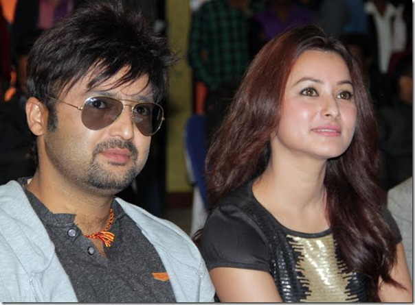 aryan sigdel and namrata shrestha classic couple