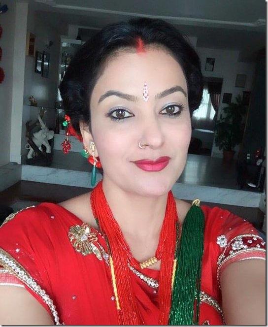 jharana thpaa closeup