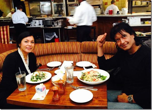 rajesh hamal and his siter dr rupa