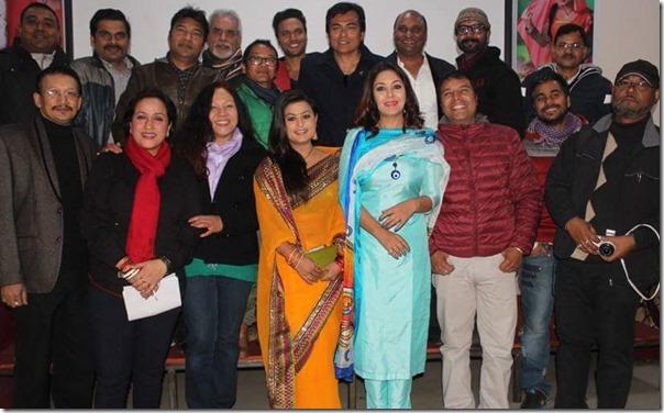phagu press meet production team