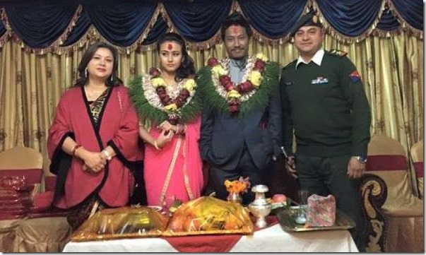 swostima khadka nischal basnet engagement