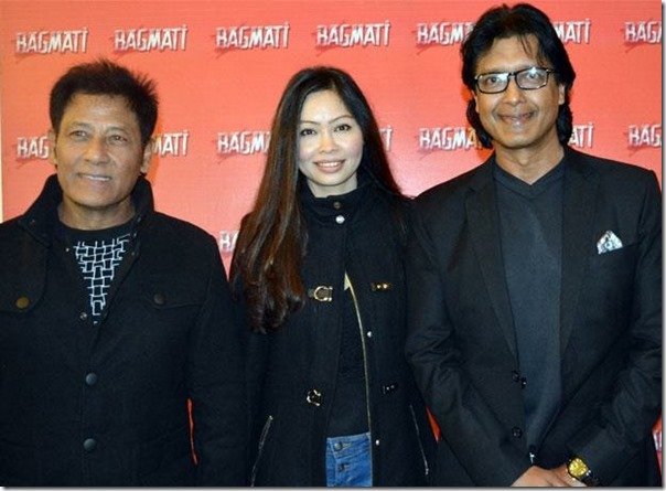 rajesh hamal and madhu watch bagmati3