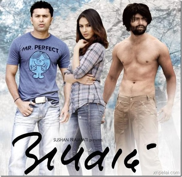 apabad_poster nepali movie