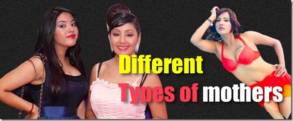types of celebrity mothers karishma and suvekshya