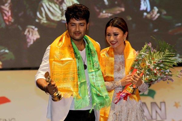 FAAN 2016 Aryan-Sigdel-And-Namrata-Shrestha
