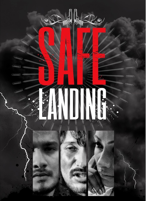 safe landing nepali movie poster