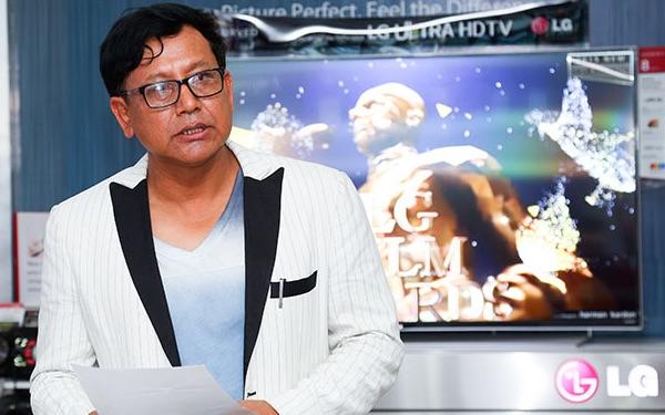 Dinesh-DC LG-Film Award 2016 nomination