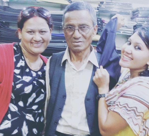 tirsana-budhathoki-with-parents