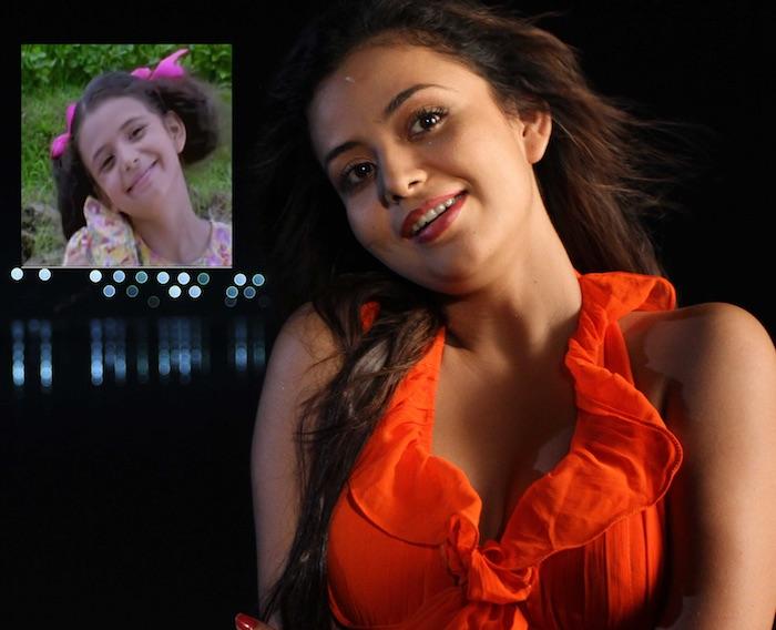 neeta-dhungana-child-and-adult